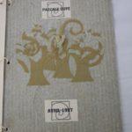 Projet Pierre Vives fleuriste - page de signature