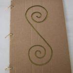 Projet Pierre Vives fleuriste - couverture carton spirale